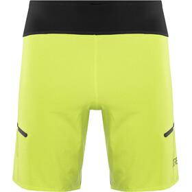 GORE WEAR R7 - Short running Homme - vert/bleu